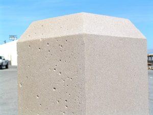 """Precast Concrete """"Bug Holes"""""""